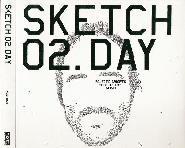 Various - Sketch 02. Day (CD, Comp + DVD-V) - USED