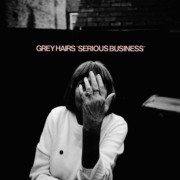Grey Hairs - Serious Business (CD, Album) - NEW