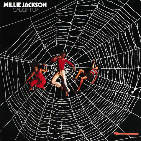 Millie Jackson - Caught Up (CD, Album, RE, RM, Exp) - NEW