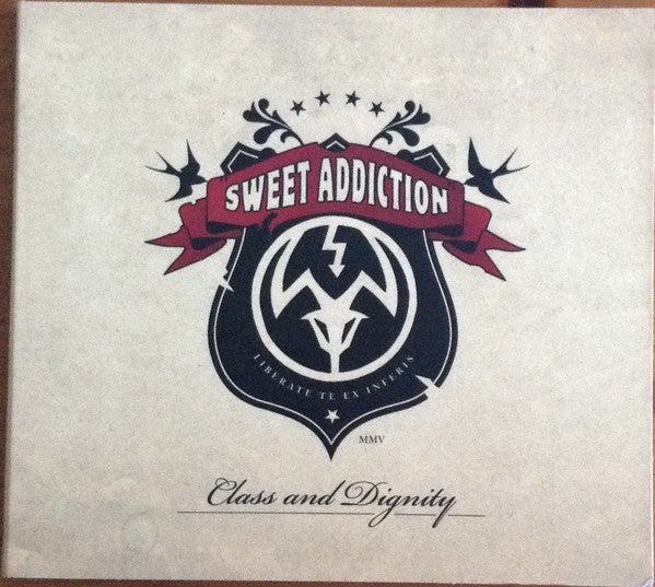 Sweet Addiction (2) - Class And Dignity (CD, Album) - USED