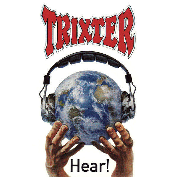 Trixter - Hear! (CD, Album) - USED