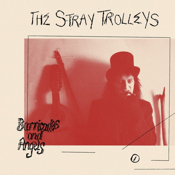 The Stray Trolleys* - Barricades And Angels (CD, Album, RE) - NEW