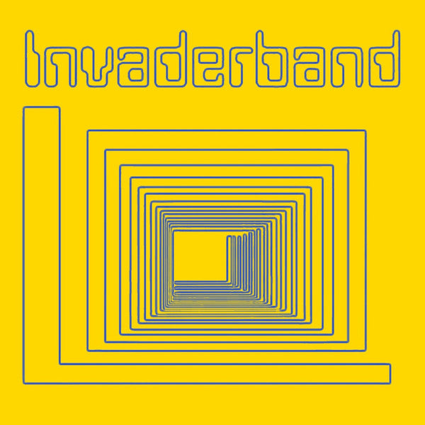 Invaderband - Invaderband (LP, Album) - NEW