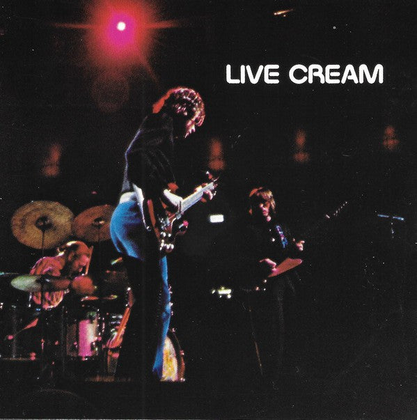 Cream (2) - Live Cream (CD, Album, RE, RM, RP) - USED