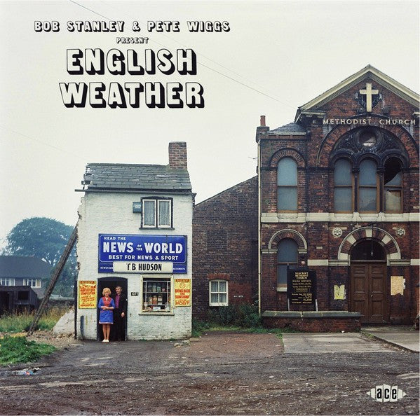 Bob Stanley & Pete Wiggs - English Weather (CD, Comp, Mono) - NEW