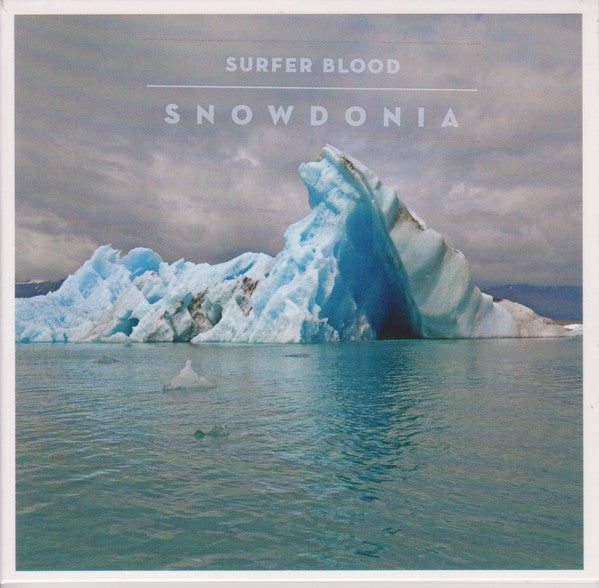 Surfer Blood - Snowdonia (CD, Album) - USED