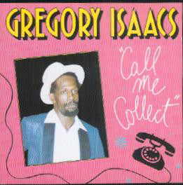 Gregory Isaacs - Call Me Collect (CD, Album) - USED