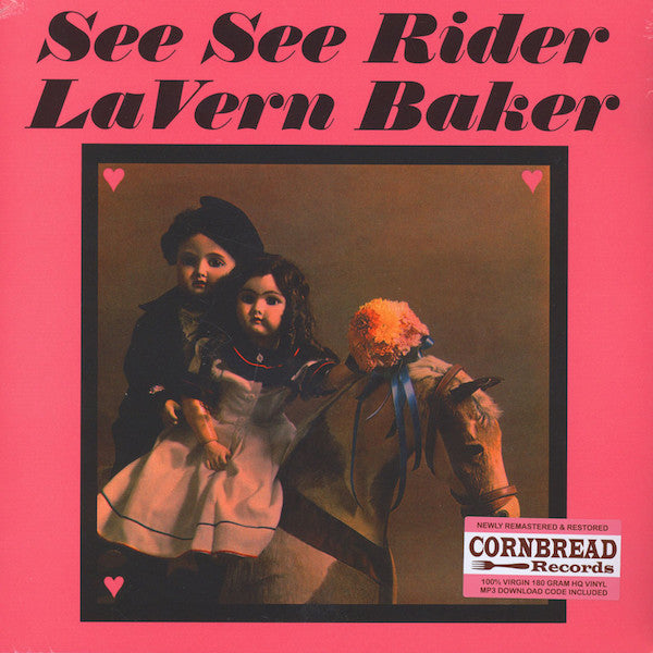 LaVern Baker - See See Rider (LP, Album, RE, RM) - NEW