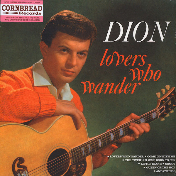 Dion (3) - Lovers Who Wander (LP, Album, RE, RM) - NEW