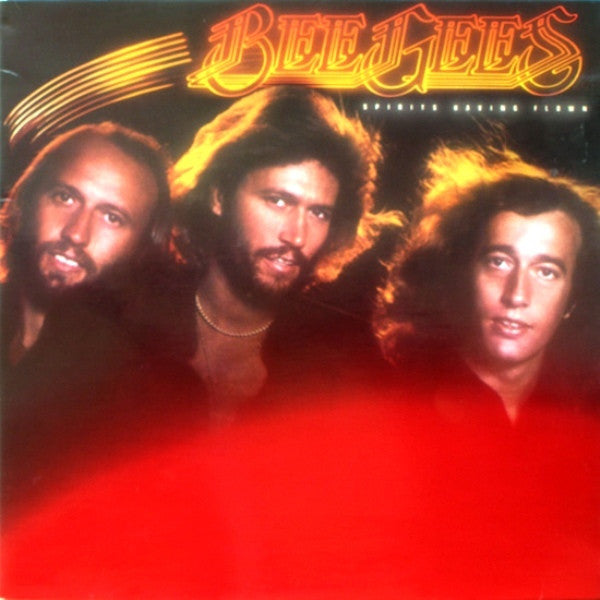 Bee Gees - Spirits Having Flown (LP, Album, Gat) - USED