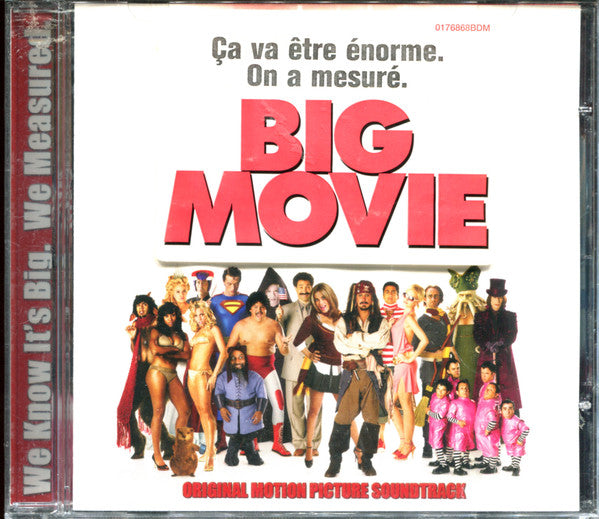 Various - Epic Movie Original Soundtrack (CD) - USED