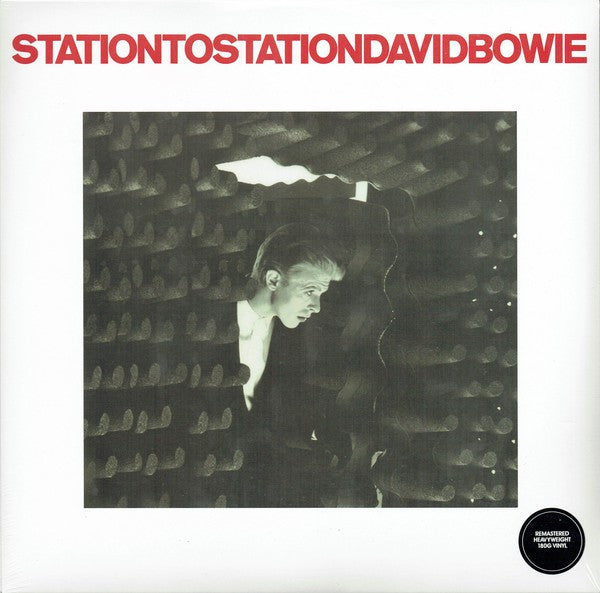 David Bowie - Station To Station (LP, Album, RE, RM, 180) - NEW