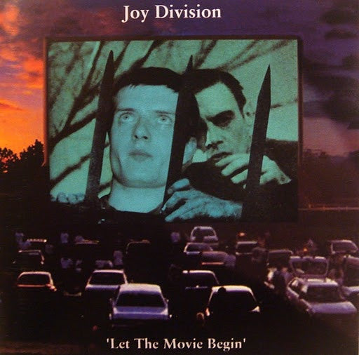 Joy Division - Let The Movie Begin (CD, Comp, Unofficial) - NEW