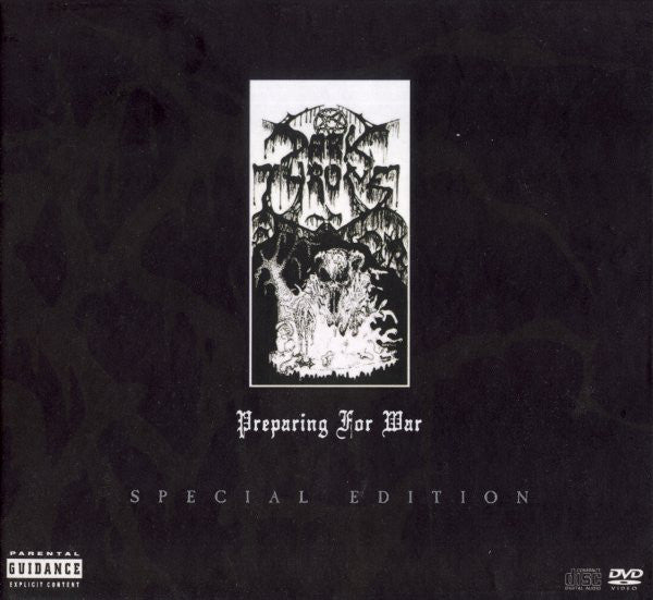 Darkthrone - Preparing For War (Box, Spe + 2xCD, Comp + DVD-V, NTSC, Reg) - USED
