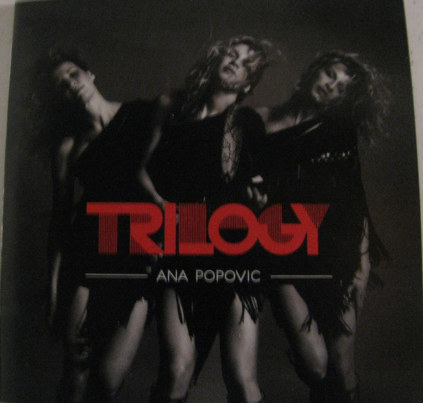 Ana Popovic* - Trilogy (2xCD, Album, Unofficial) - NEW