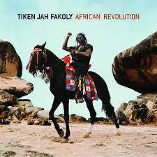 Tiken Jah Fakoly - African Revolution (CD, Album, Ope) - USED