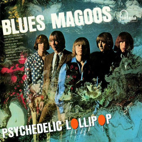 Blues Magoos - Psychedelic Lollipop (CD, Album, RE) - USED
