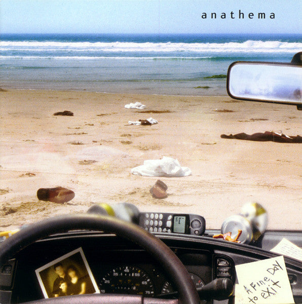 Anathema - A Fine Day To Exit (CD, Album, RE) - USED