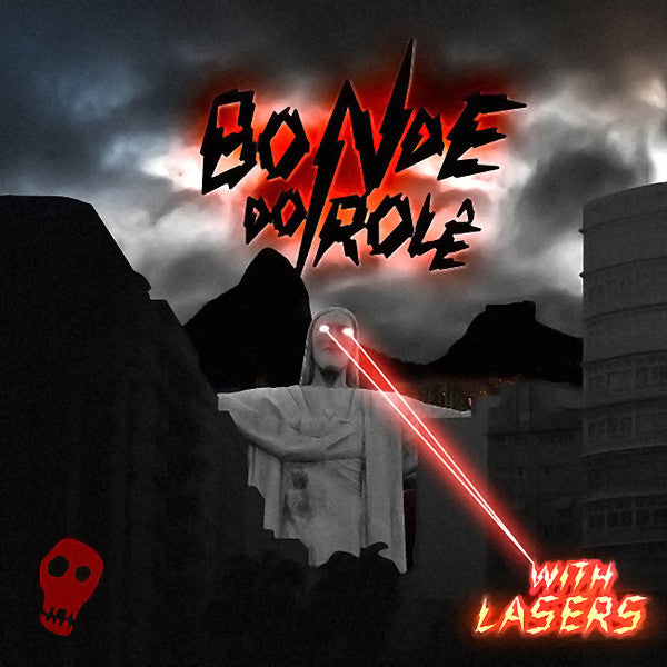 Bonde Do Role - With Lasers (CD, Album) - USED