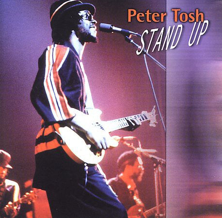 Peter Tosh - Stand Up (CD, Comp) - USED