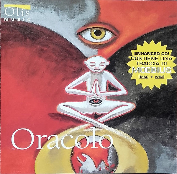 Various - Olis Music Oracolo (CD, Comp, Enh) - USED