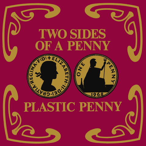 PLASTIC PENNY – Two Sides Of A Penny (LP, RSD 2019, 180gr, Limited 500) - NEW