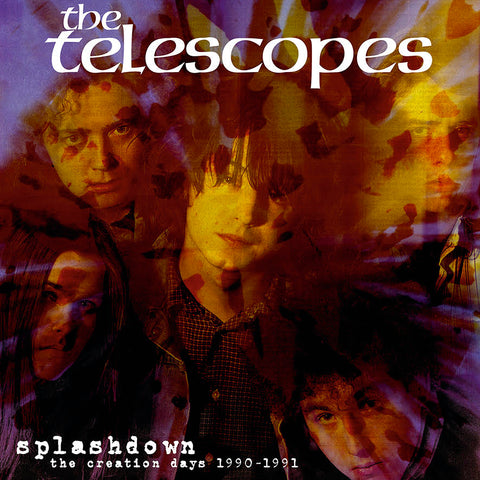 TELESCOPES - Splashdown  Splashdown: The Creation Days 1990-1991 (2x LP, limited, RSD 2018)