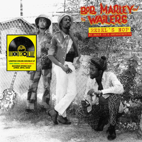 BOB MARLEY & THE WAILERS - REBEL'S HOP (2LP, COLOR, LIMITED, RSD2020) - NEW
