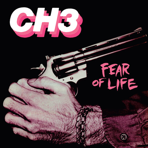 CH3 - FEAR OF LIFE (LP, Album, RE) - NEW