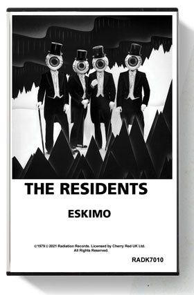 The Residents - Eskimo (Cass, Album) - NEW