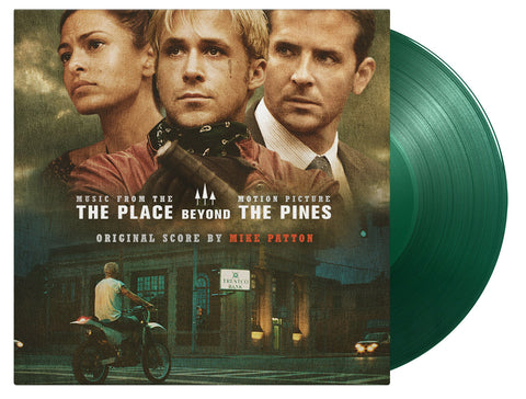 The Place Beyond The Pines - original score by Mike Patton PRE-ORDER (GREEN VINYL, LP) - NEW