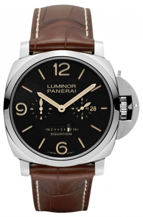 Panerai,Panerai - Luminor 1950 Equation of Time 8 Days - Limited Edition - Watch Brands Direct