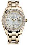 Rolex - Day-Date Special Edition Yellow Gold Masterpiece - Watch Brands Direct  - 3