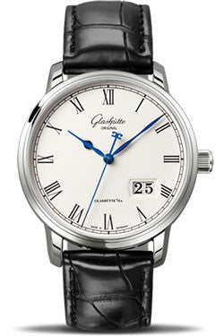 Glashutte Original,Glashutte Original  - Quintessentials - Senator Panorama Date - Watch Brands Direct