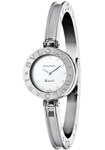 Bulgari,Bulgari - B.zero1 Quartz 22mm - Stainless Steel - Medium Length Clasp - Watch Brands Direct