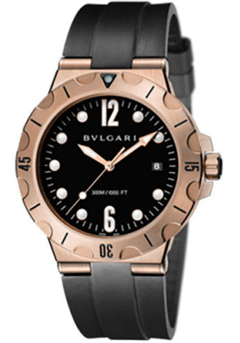 Bulgari - Diagono Scuba Pro - Watch Brands Direct  - 1
