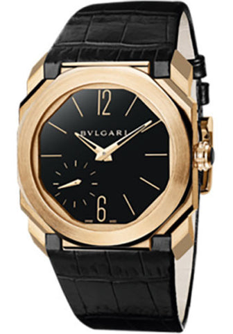 Bulgari - Octo Finissimo Extra Thin - Pink Gold - Watch Brands Direct
