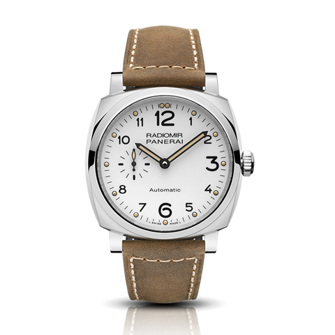 Panerai - Radiomir 1940 3 Days Automatic Acciaio - 42mm - Watch Brands Direct