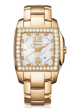 Chopard,Chopard - Two O Ten - Lady - Diamond Bezel and Bracelet - Watch Brands Direct