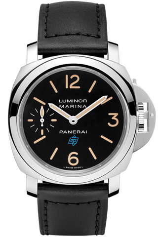 Panerai - Luminor Marina Logo Acciaio - 44mm - Watch Brands Direct  - 1