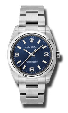 Rolex - Oyster Perpetual No-Date 34mm - Watch Brands Direct  - 1