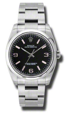 Rolex - Oyster Perpetual No-Date 36mm - Watch Brands Direct  - 1