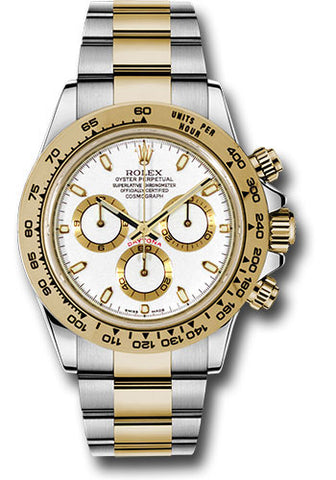 Rolex - Daytona - Steel and Yellow Gold