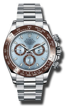 Rolex - Daytona Platinum - Watch Brands Direct  - 1