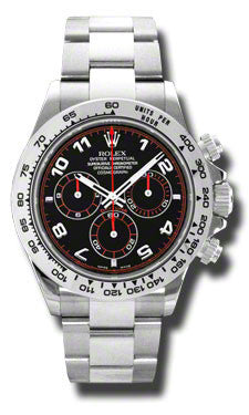Rolex - Daytona White Gold - Bracelet - Watch Brands Direct  - 1