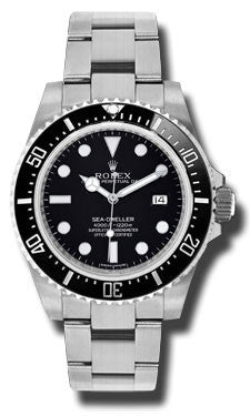 Rolex - Sea-Dweller - Watch Brands Direct  - 1