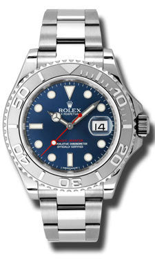 Rolex,Rolex - Yacht-Master Steel and Platinum - Watch Brands Direct