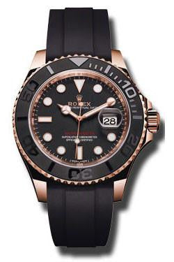 Rolex - Yacht-Master Everose Gold - Watch Brands Direct  - 1