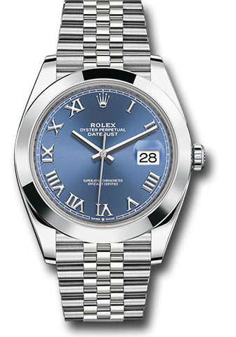 Rolex - Datejust II 41mm - Stainless Steel - Smooth Bezel - Jubilee Bracelet