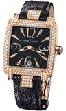 Ulysse Nardin,Ulysse Nardin - Caprice - Rose Gold - Diamonds - Leather Strap - Watch Brands Direct